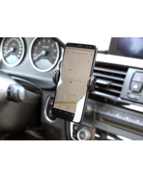Supporto auto per cellulare in ABS