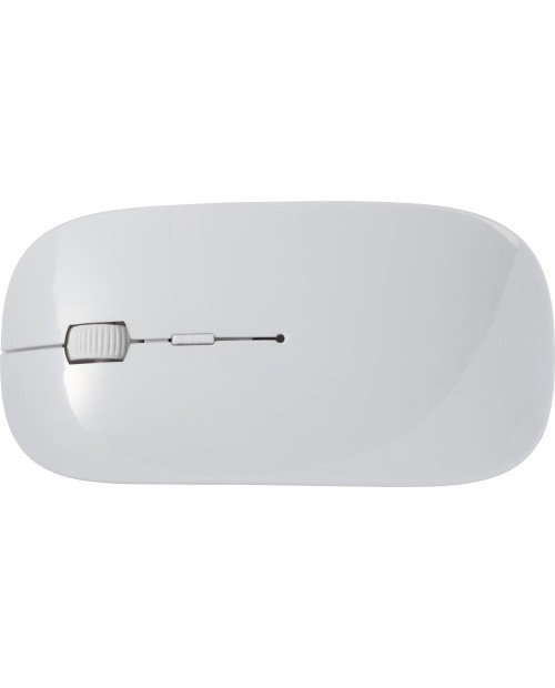 Mouse ottico wireless in ABS
