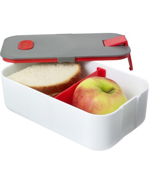 Lunch box in PP e silicone