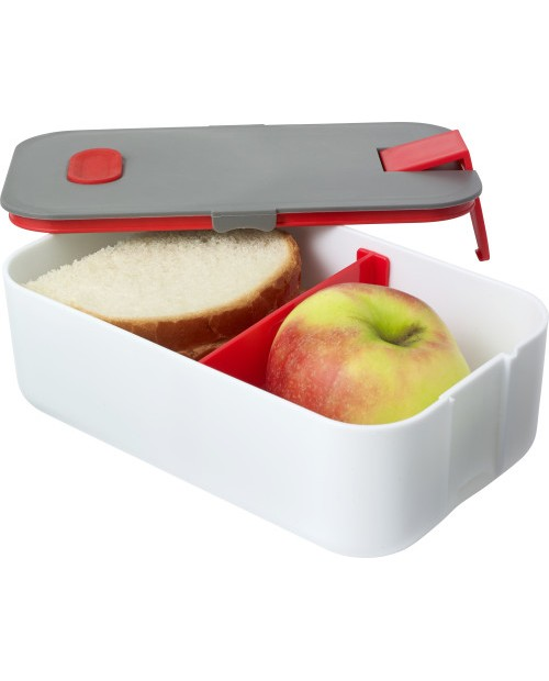 Lunch box in PP e silicone