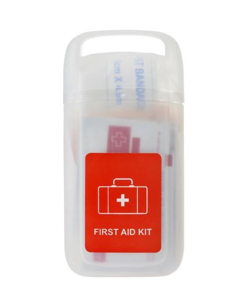 Kit di primo soccorso in contenitore PP