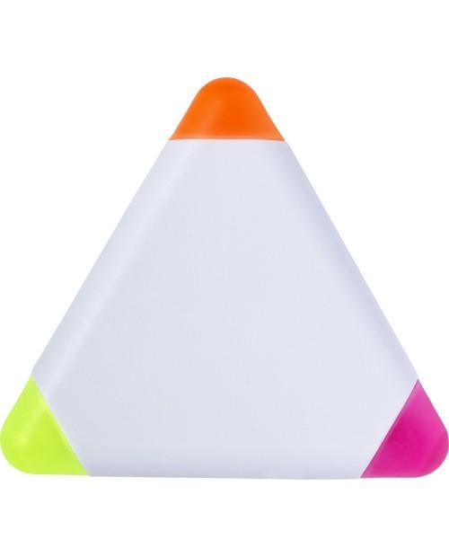 Evidenziatore triangolare in ABS